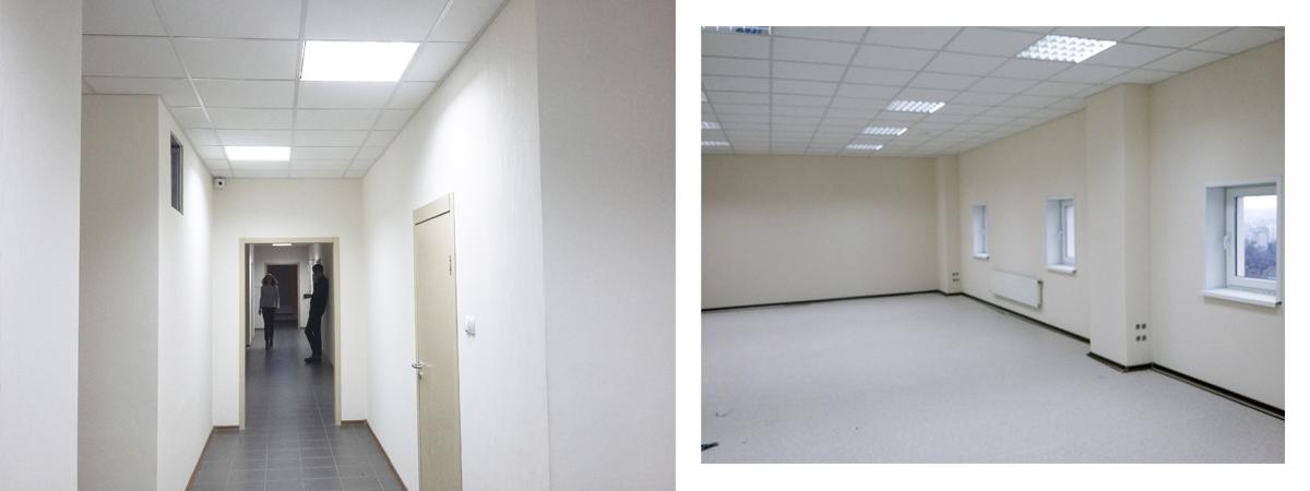 Офисный центр по ул.Коломенской 800м.кв