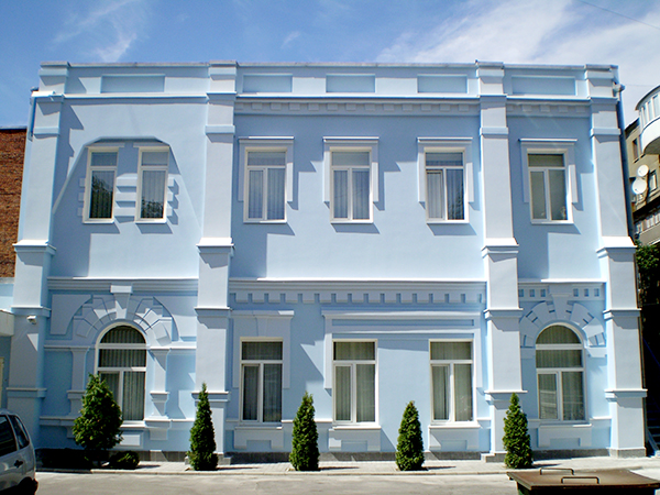 Отделка_фасада_по_ул.Сумская
